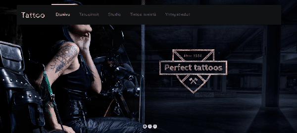 Perfect tattoos